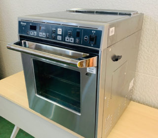 【中古】リンナイ LP用卓上ガスオーブン 59,000円