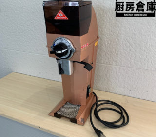 入荷しました!【中古】マールクーニック コーヒーグラインダー K32S20 88,000円(税込み)