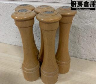 【未使用品】プジョー ソルトシェーカー5本セット 2,500円