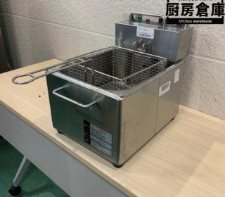 【中古】エイシン電気 卓上電気フライヤー TBEF-7 17,490円 完売しました
