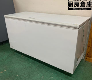 【中古】サンデン 業務用冷凍庫 SH-700XBT-RAK 2014年式 88,000円