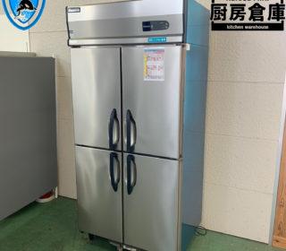 【中古】大和冷機工業 縦型冷蔵庫 331YCD-NP 2012年式 199,000円
